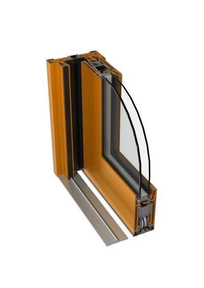nowoczesny profil okienny ponzio 1600