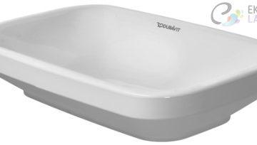 szeroki wybór umywalek nablatowych duravit