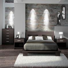 Ekskluzywna sypialnia urządzona na szaro