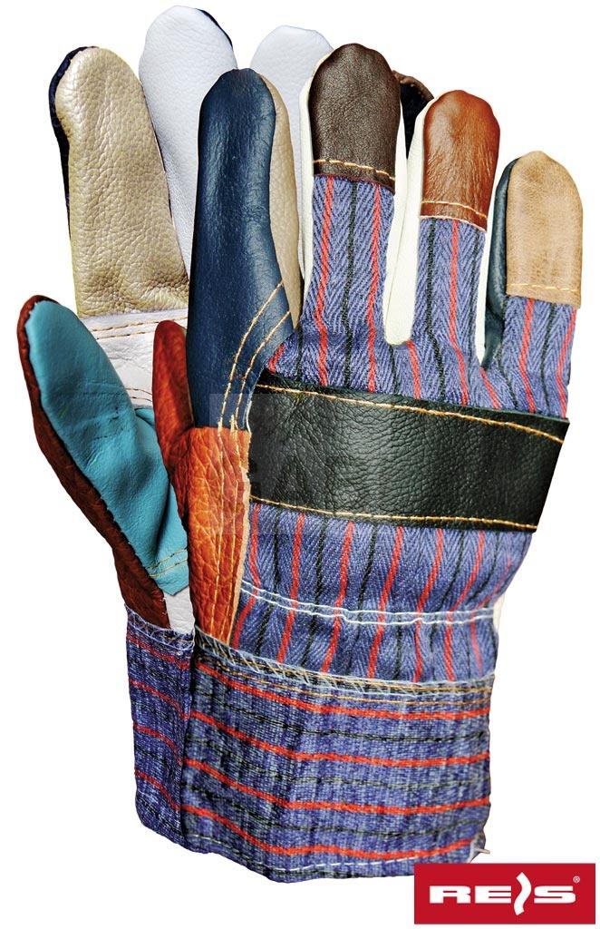 Rękawice monterskie z ociepleniem